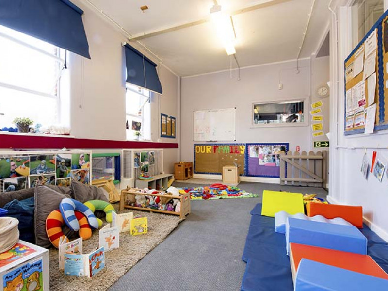 Co-op Childcare Croydon Mayday Hospital