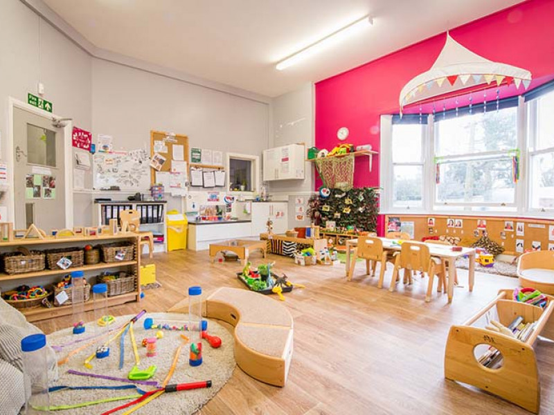 Co-op Childcare Finchfield