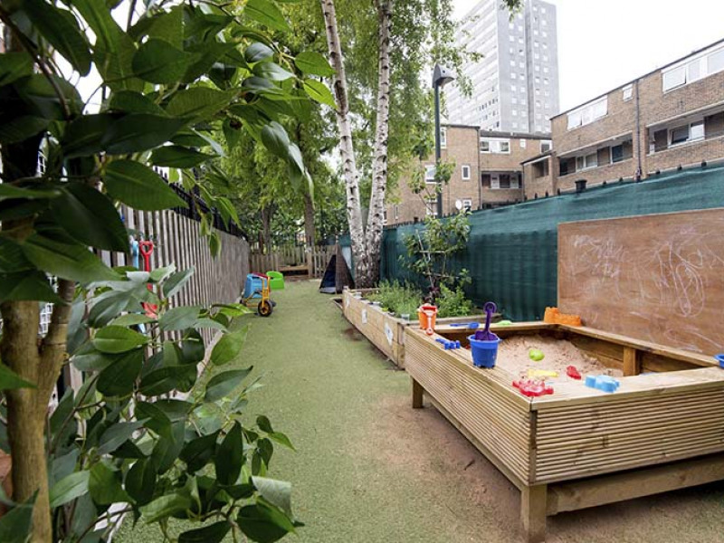 Co-op Childcare Islington