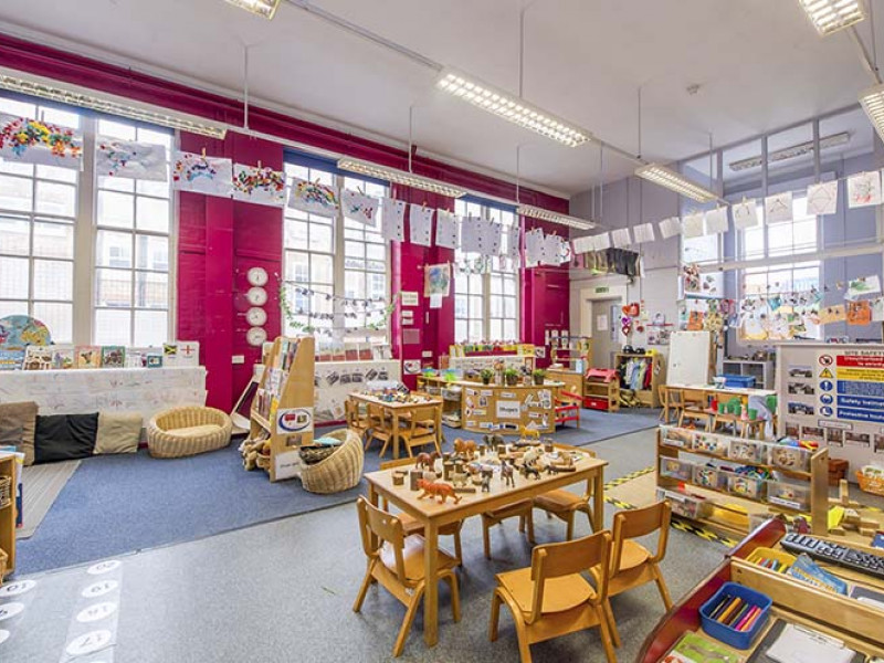 Co-op Childcare Maida Vale