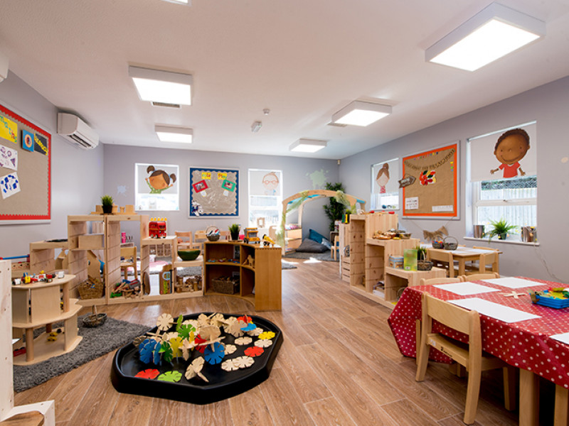 Co-op Childcare Swindon Hospital