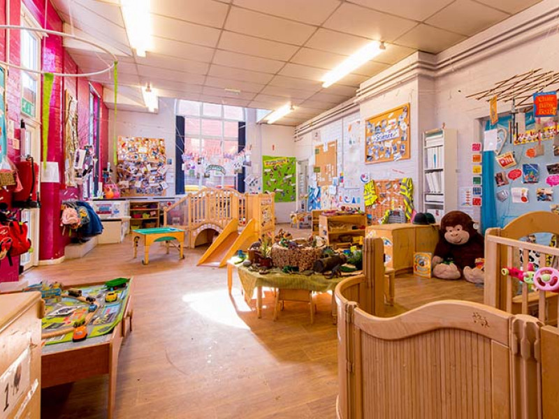 Co-op Childcare Walsall Wood