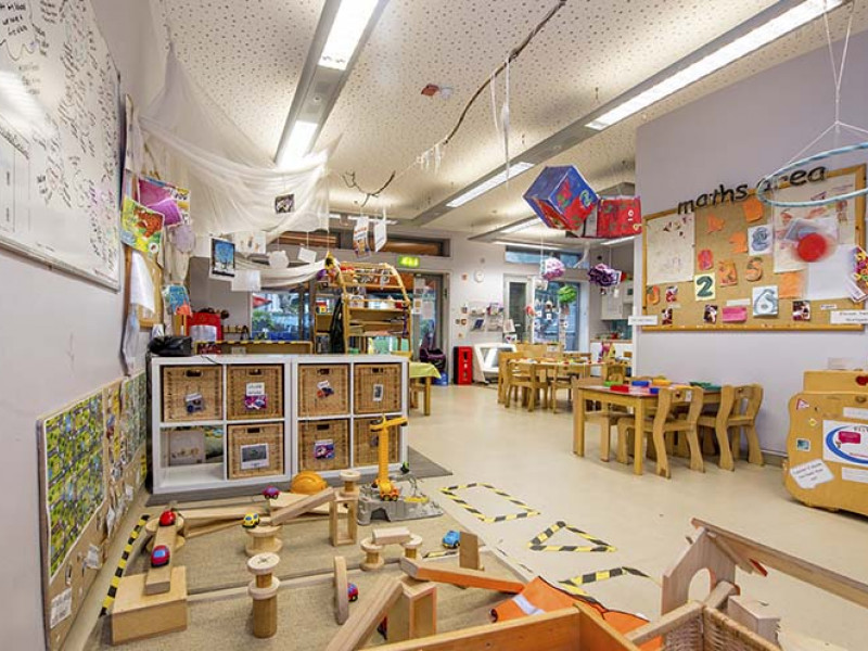 Co-op Childcare Woolwich