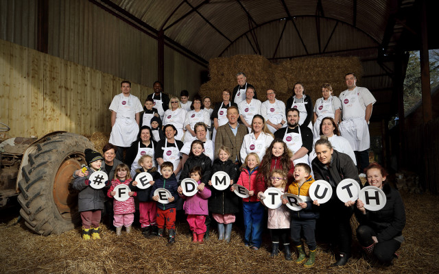 'All children should know where their food comes from' #FeedMeTruth Image